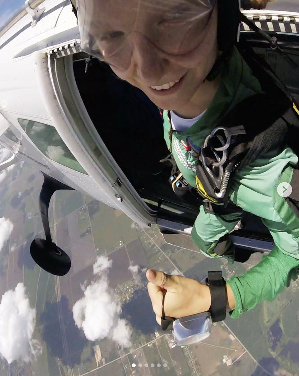 skydiving in houston texas