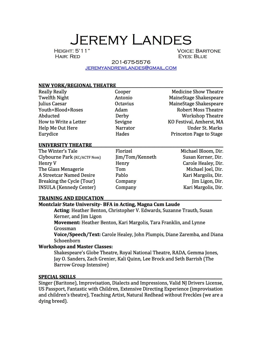 Delightful Click For Resume Pdf Intended For Performance Resume