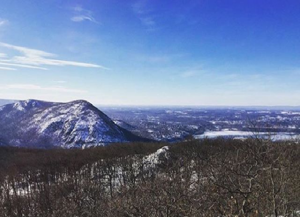 Bull Hill Loop (Mount Taurus) - Cold Springs, NY   Via Cornish Estate Trail / Brook / Notch / Washburn.  Completed: 03/25/18