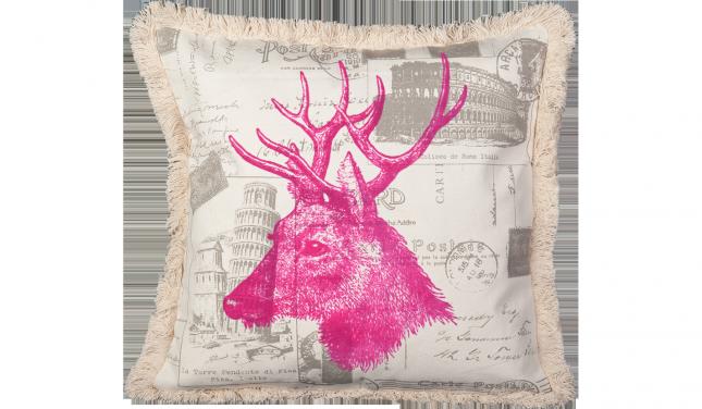 Pink Elk