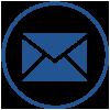 Free Social Media Icon Email Black circle ring.png