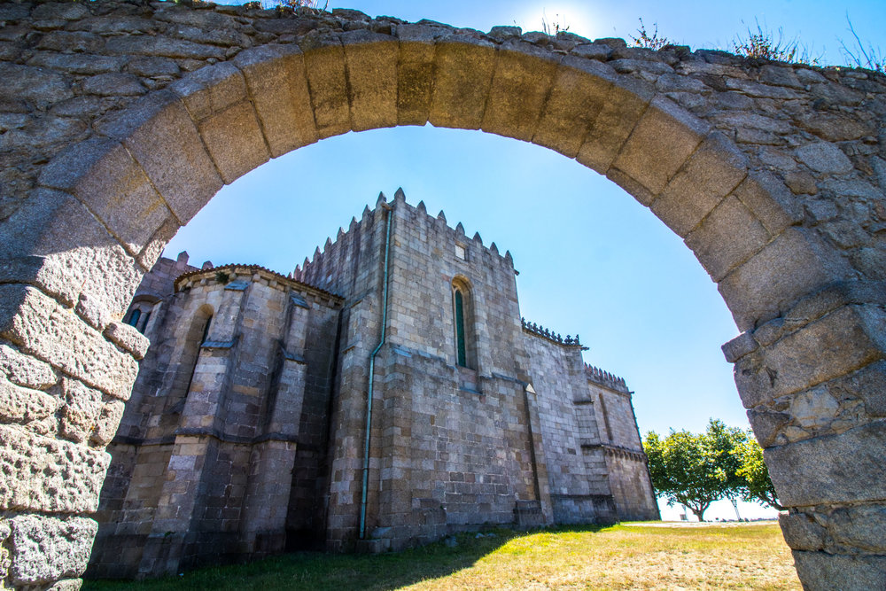 20. Under the Arch  This Gothic-Styled Catholic building was used by the nuns who lived and serviced at the monastery.