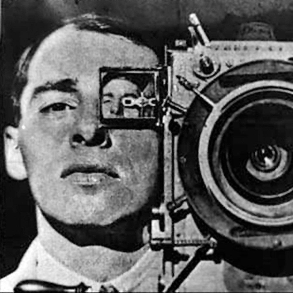 Still from The Man with a Movie Camera