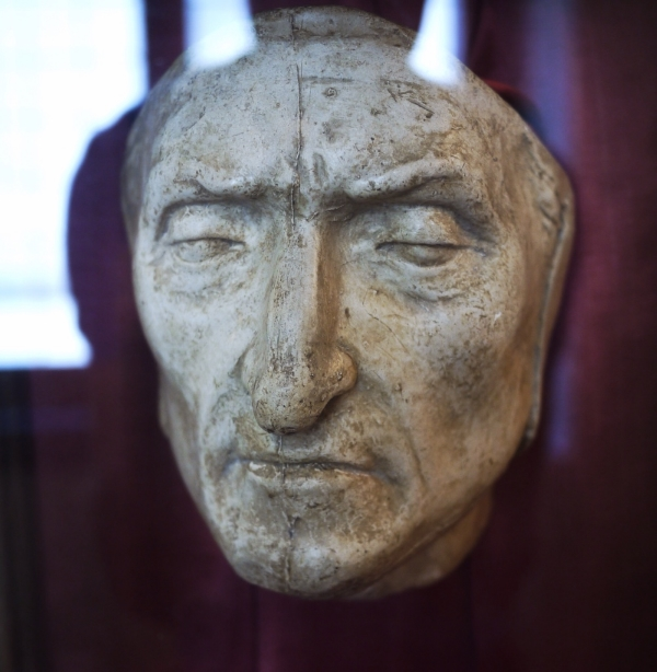 The Death Mask of Dante Alighieri