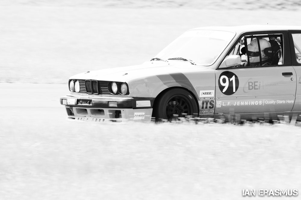 #91 Dave Fitzgerald BMW 325is