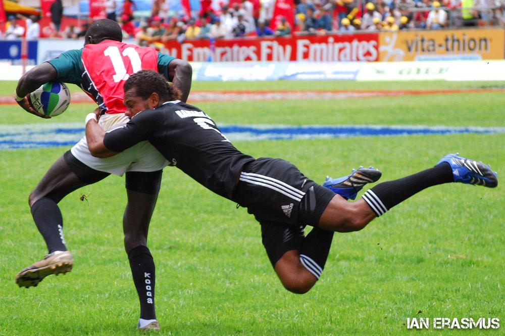 Kenya vs New Zealand