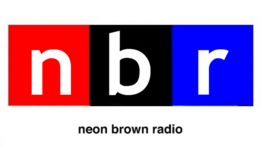Neon Brown Radio