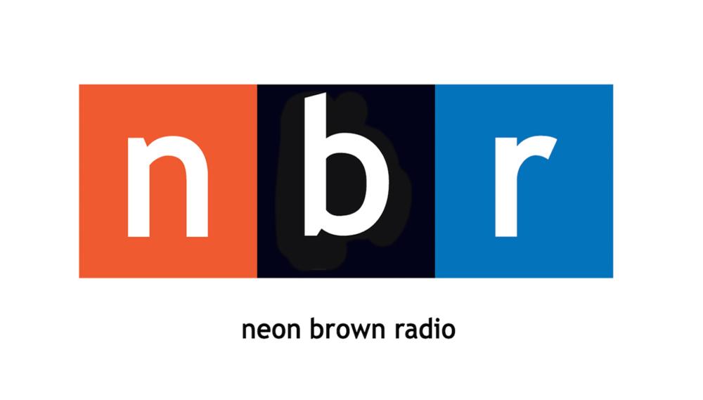 NBR Neon Brown Radio