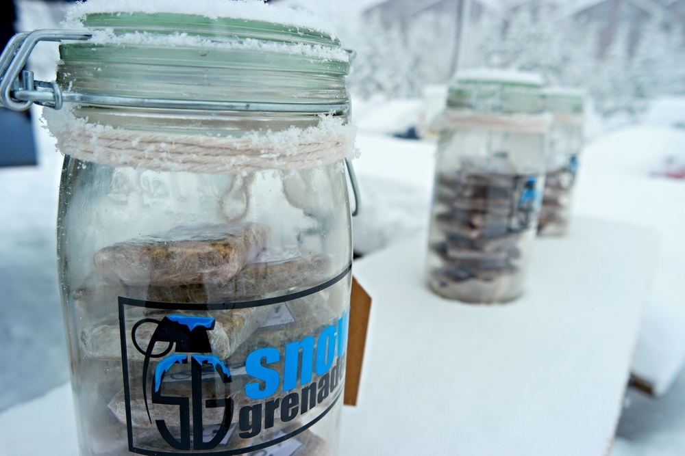 Meribel Village setup in prime snow conditions!