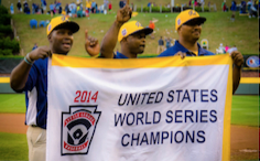 Little League Strips JRW Title
