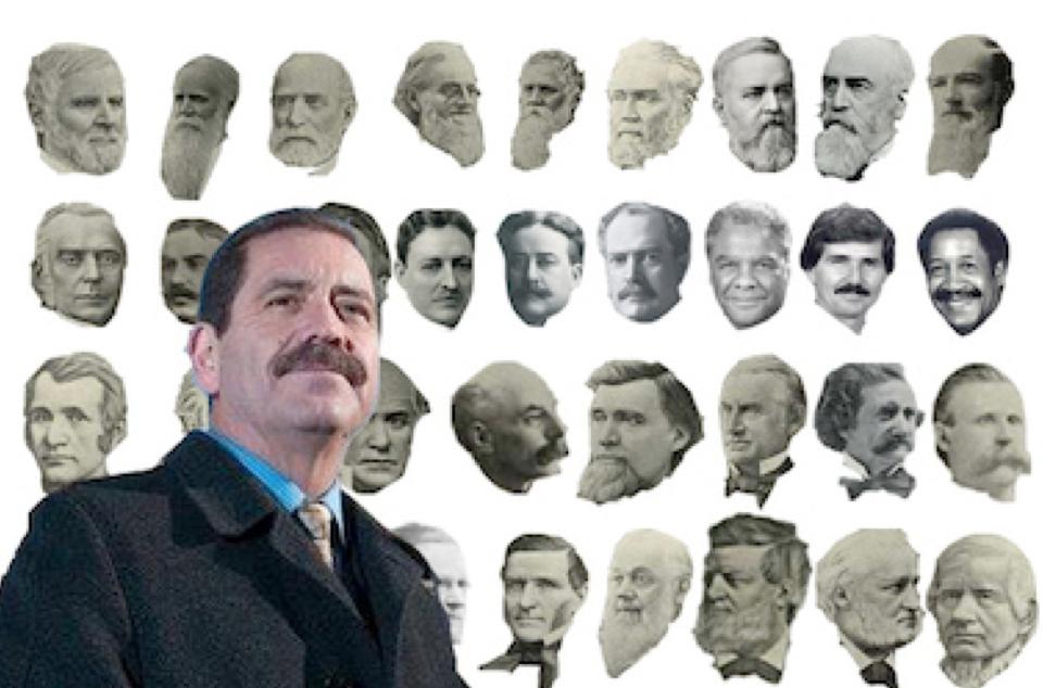 A Mustachioed Mayor?