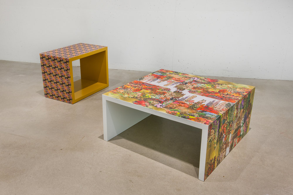 Suzanne Bradley Winning Ticket Design Iowa City Iowa University of Iowa UIOWA Furniture Art Design
