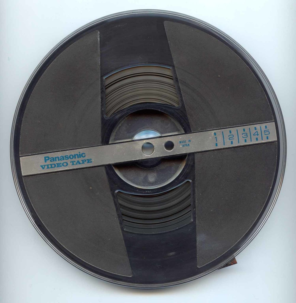 Panasonic 7 inch Reel
