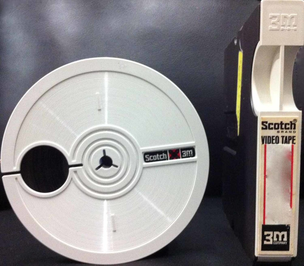 "Scotch 5"" Reel"