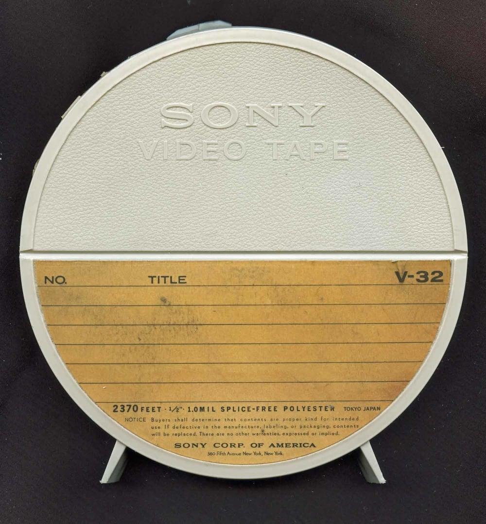 "Sony 1/2"" Case"