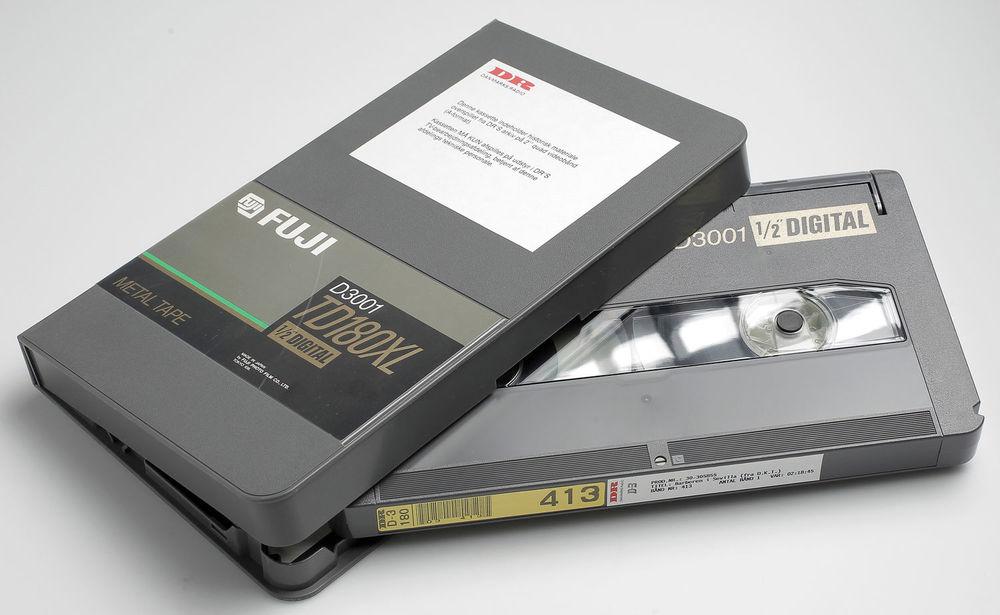 D3 Fuji Tape