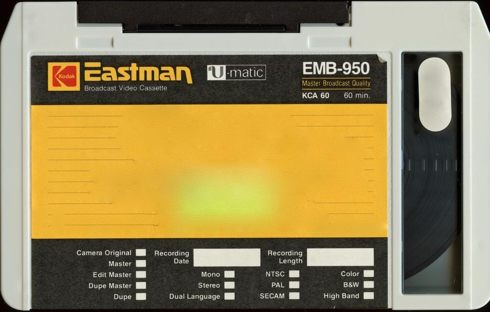 Eastman KCA-60 Cassette
