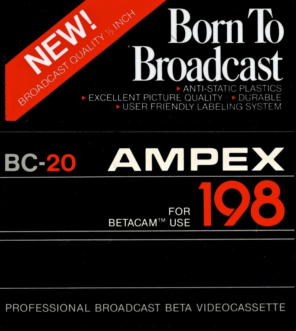 Ampex Betacam BC-20