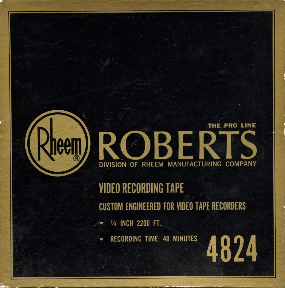 Roberts Rheem Akai box