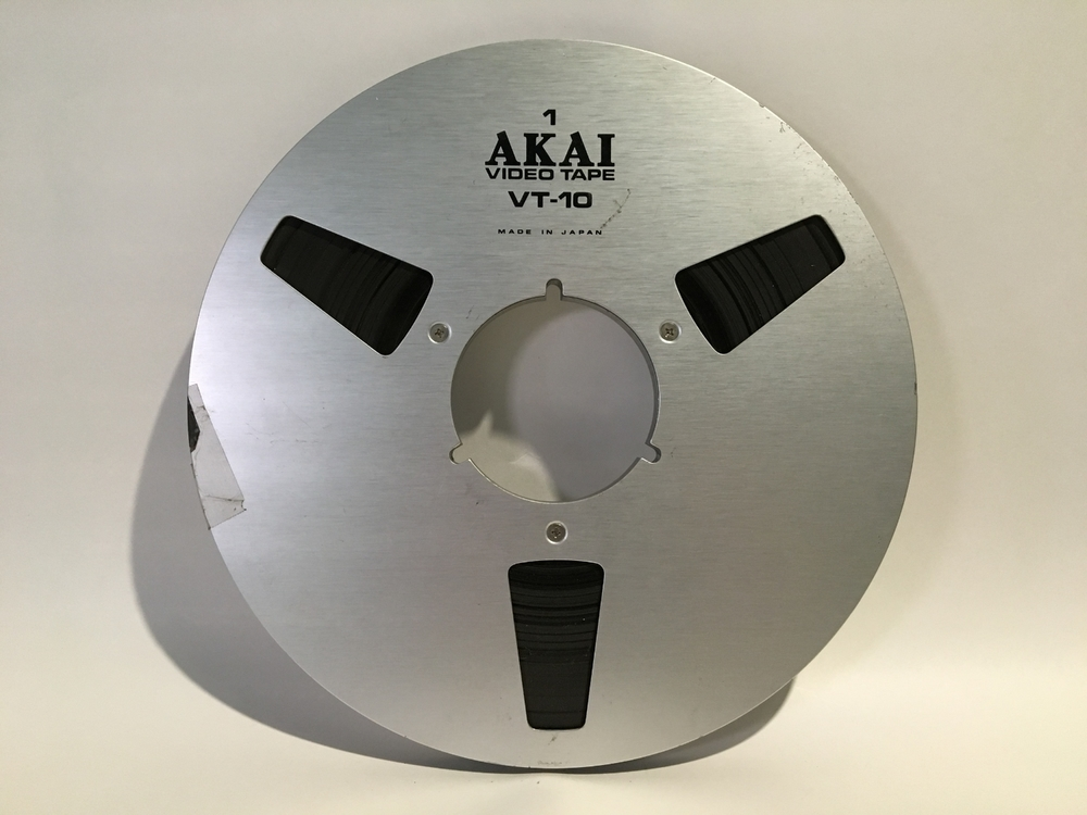 Akai VT-10 reel