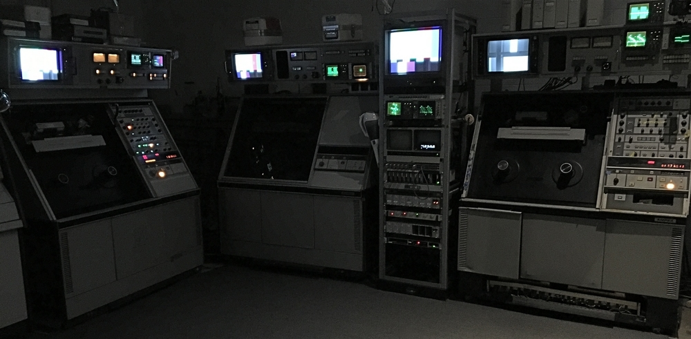 AVR-1 Machine Room