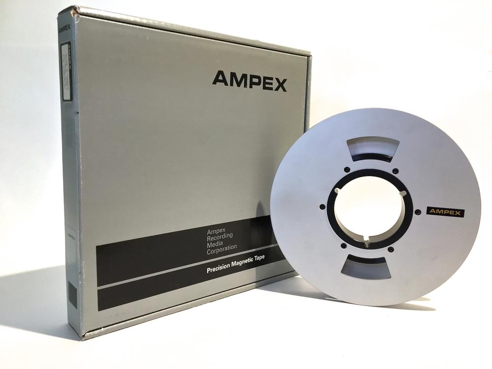 """Ampex 1"""" Type C Videotape"""