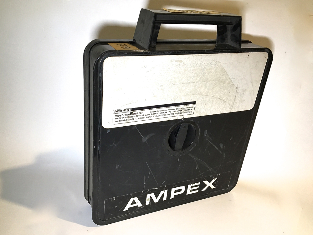 "Ampex 2"" Quad Black Shipper"