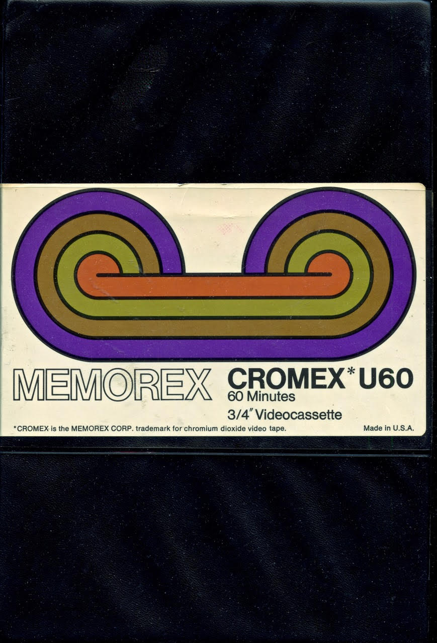 Memorex Cromex U60