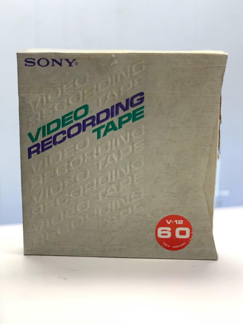 """Sony 1"""" V12 EV/UV"""