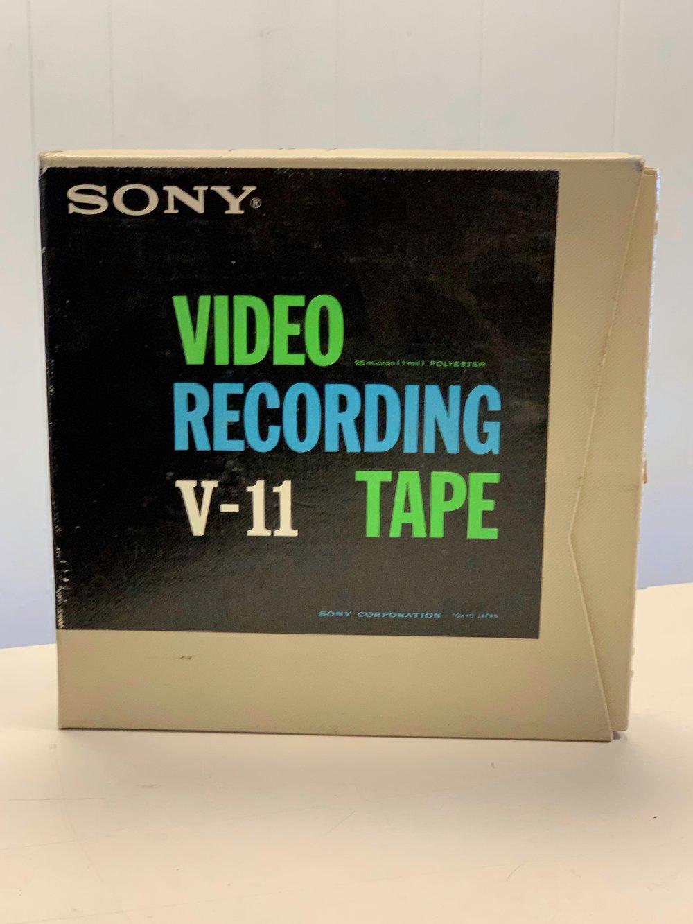 Sony 1 inch V11 EV/UV