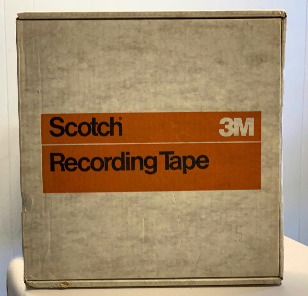 "2"" Scotch 3M cardboard shipper"