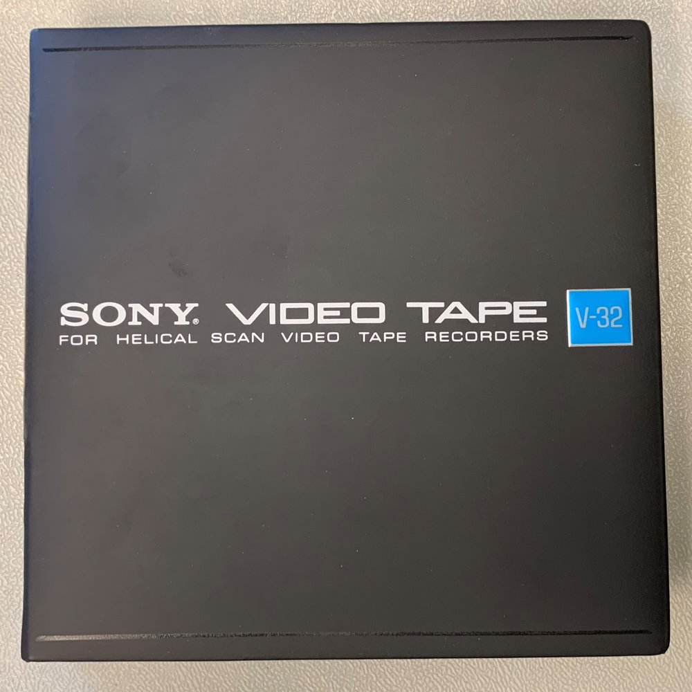 Sony V-32 case