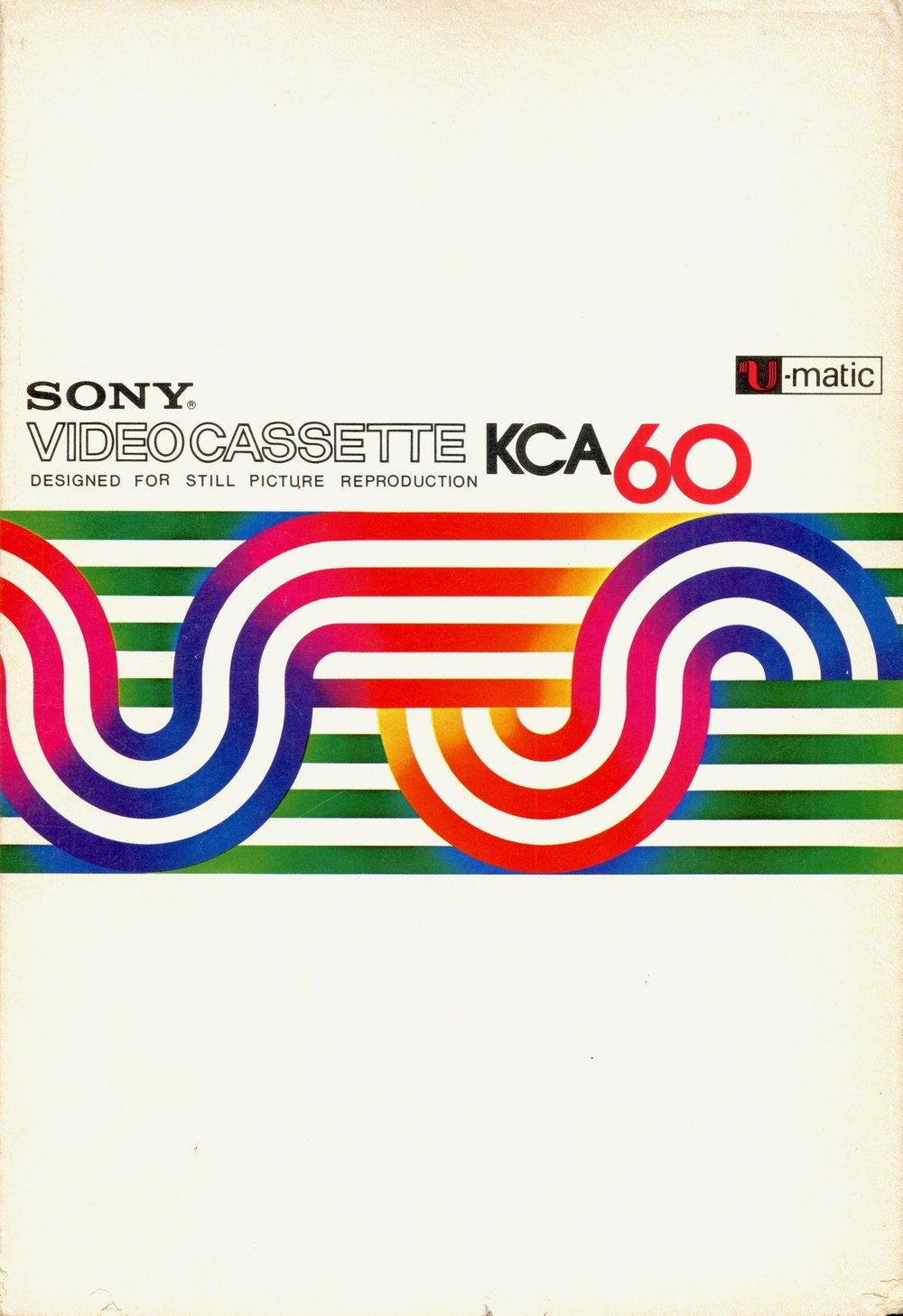 Sony KCA 60