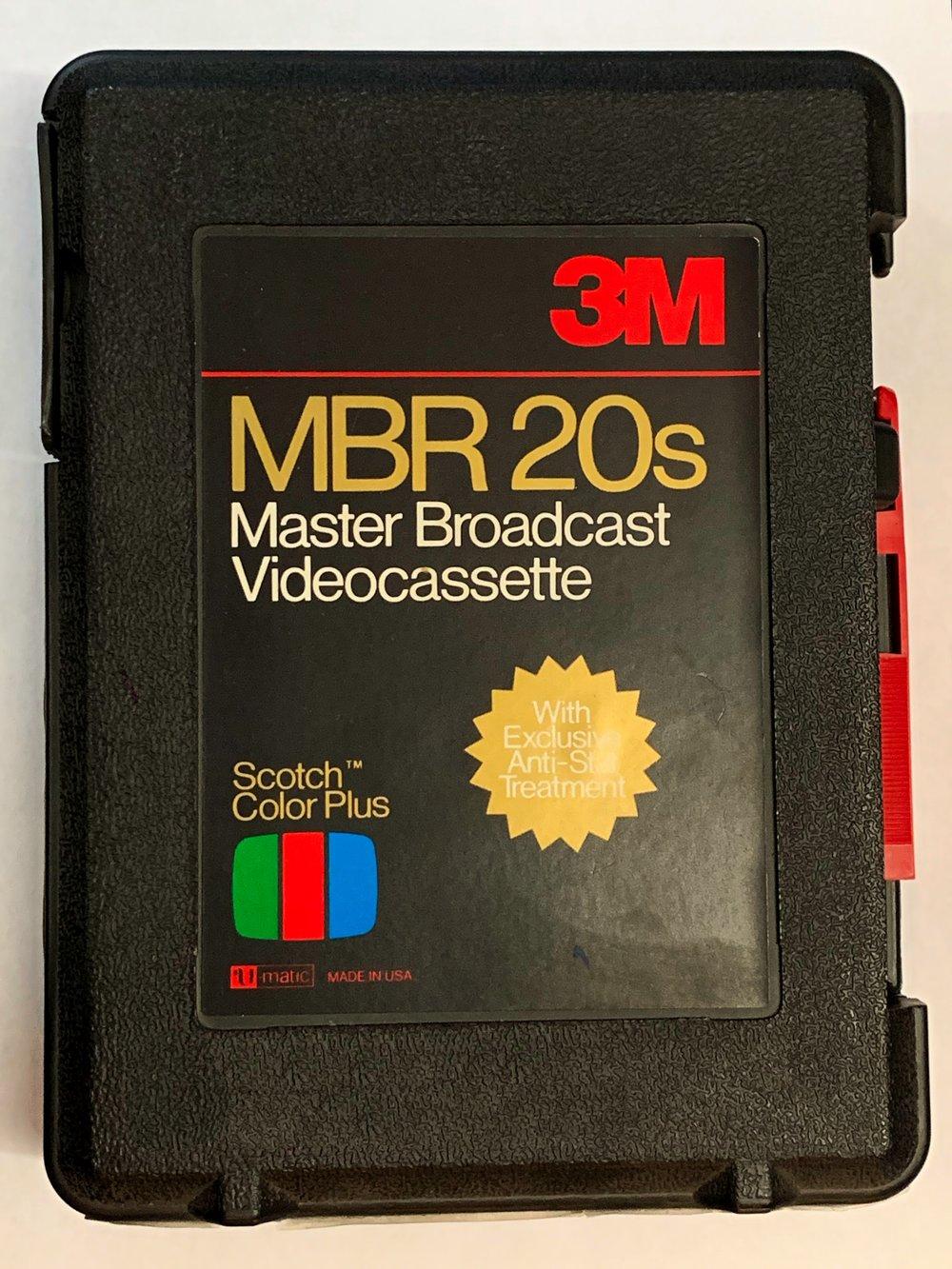 3M MBR20s