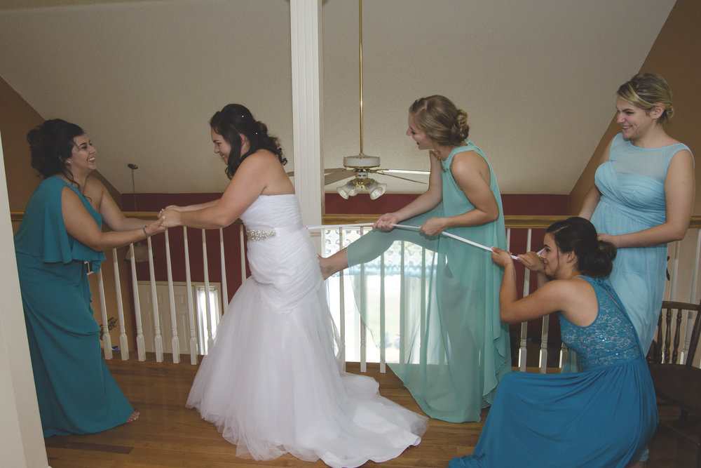 Now, if you made Bride go a little too hard on that Bachelorette Weekend Bash, be sure to help a sista out.