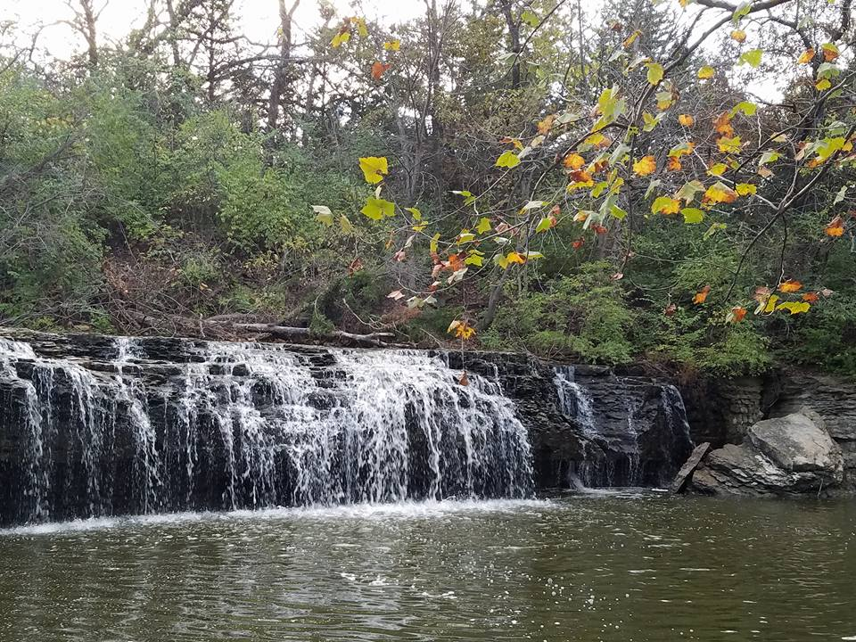 Olathe-Waterfall