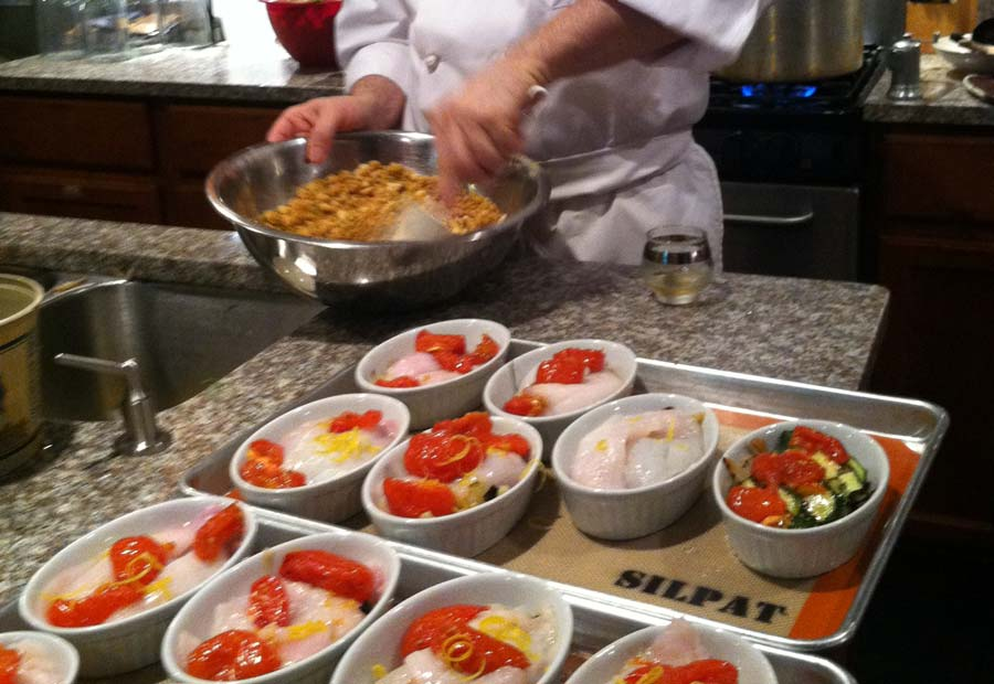 Be nourished - With a professional chef to make beautiful use of Vermont's local food, you will be nourished and content. Is there anything better than a personal chef for a weekend?