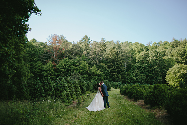 Sawyer Family Farmstead Wedding - Alicia White Photography-58