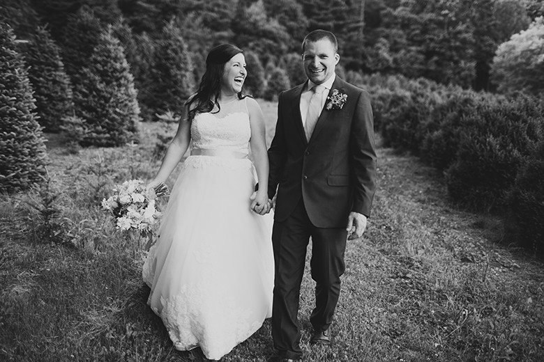 Sawyer Family Farmstead Wedding - Alicia White Photography-63