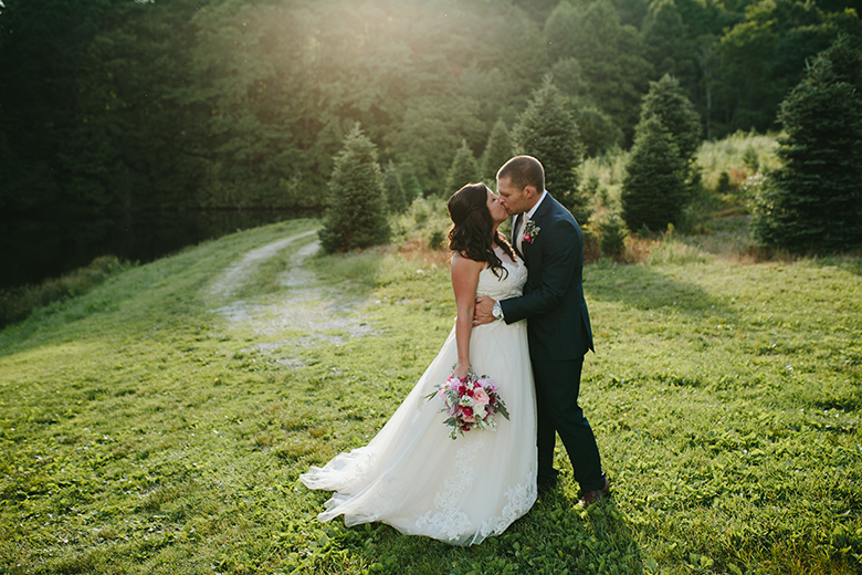 Sawyer Family Farmstead Wedding - Alicia White Photography-64