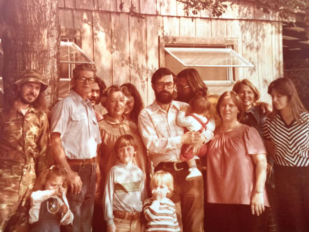 Humphrey Family, 1979