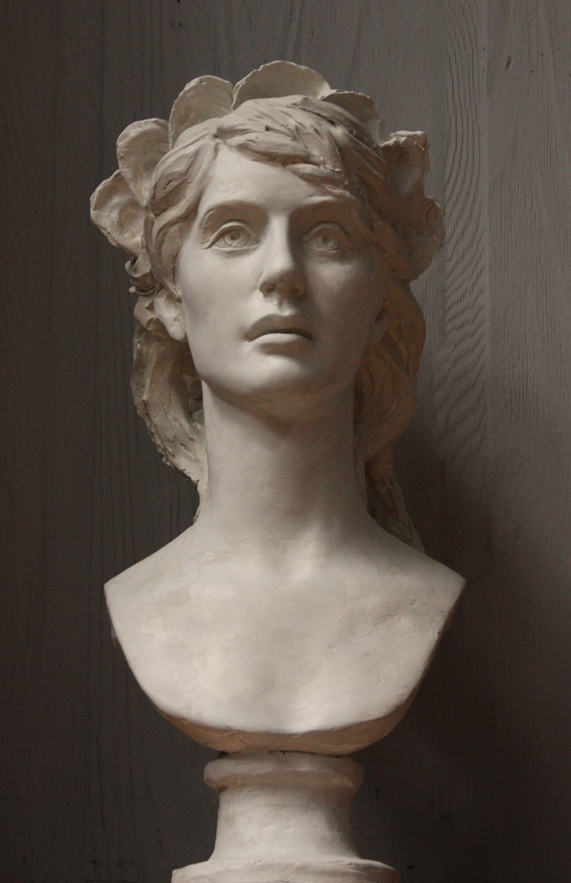 Lady Chesapeake, plaster