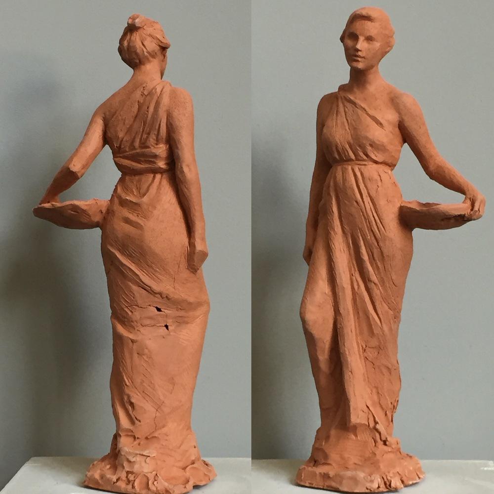 Study in Terracotta