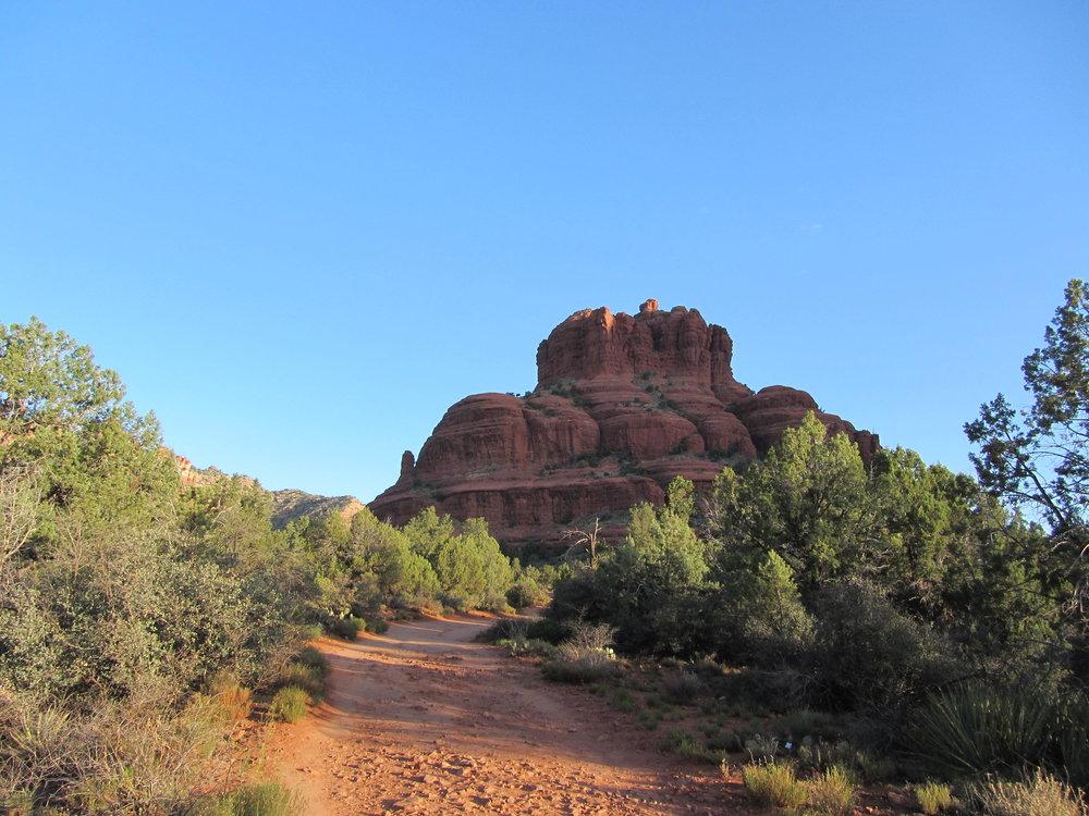 Bell Rock trail.