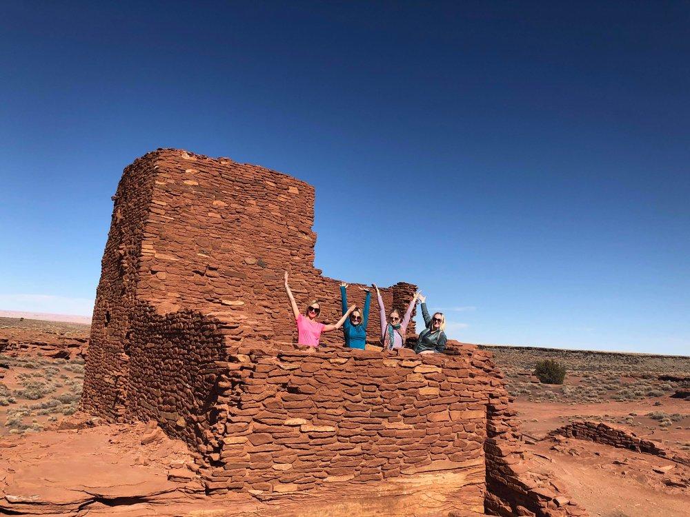 Wupatki National Monument.