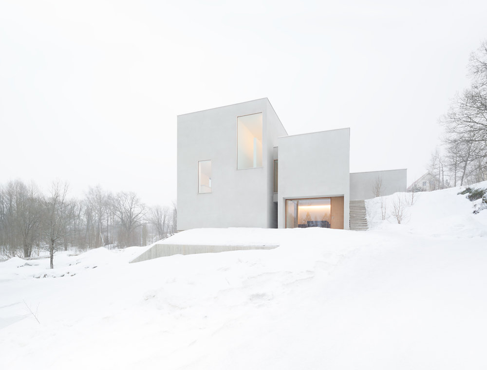 Palmgren House, by John Pawson