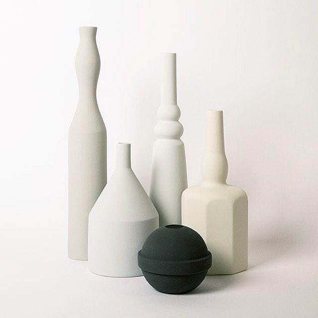 🌿 A Composition of Ceramics by Sonia Pedrazzini