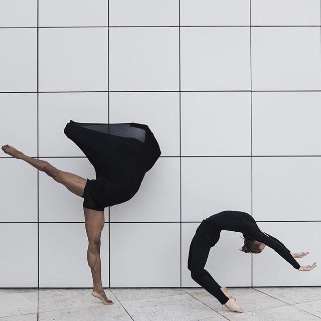 Architecture + Movement. Photo via @thismintymoment