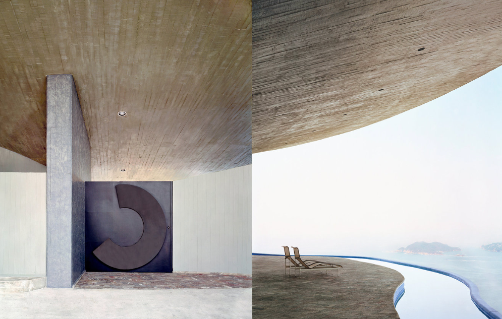 Sources:  The Architecture of John Lautner (Universe of Architecture Series)  |  ModernDesign.org   Images: Johnathan Loof ©