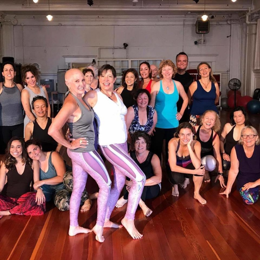 This is after the Sexy Bones class - So much fun. I am inspired to learn the Sacred routine next.      Picture taken by Melissa Diaz.